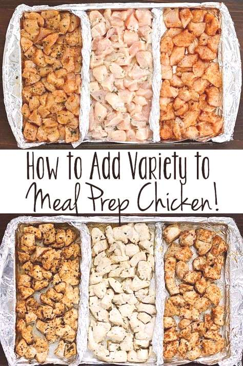 100+ Meal Prep Recipes for the week Meal prep can make a huge difference in your life.  How does t