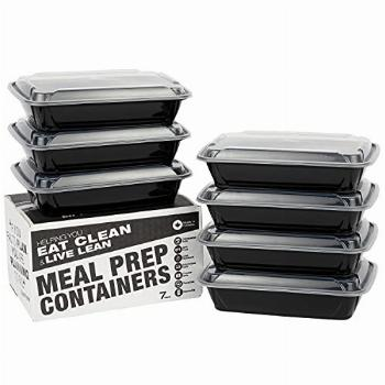 Meal Prep Containers - Food Storage Prep Containers