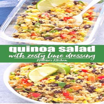 Southwest Quinoa Salad Searching for delicious and easy Meal Prep Recipes ?! This will become your