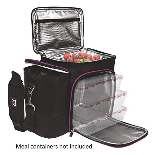 A2S Meal Prep Lunch Box - Cooler Bag - Meal Bag - Keep your